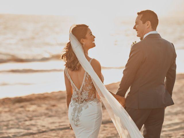 Le nozze di Drew e Lu Ye