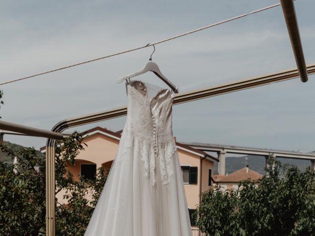 Il matrimonio di Daniel e Martina a Alassio, Savona 7