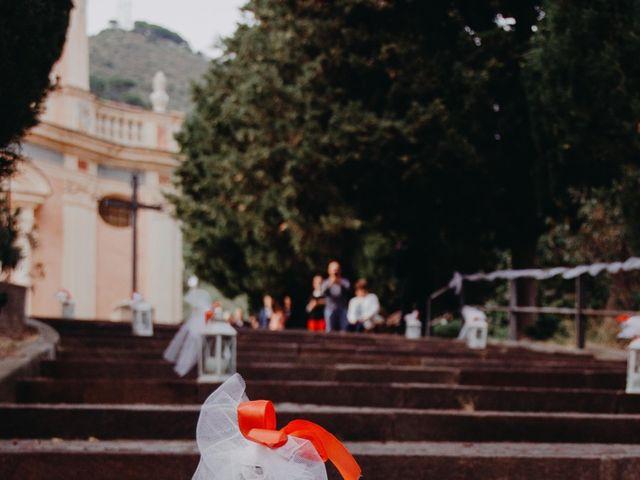 Il matrimonio di Daniel e Martina a Alassio, Savona 14