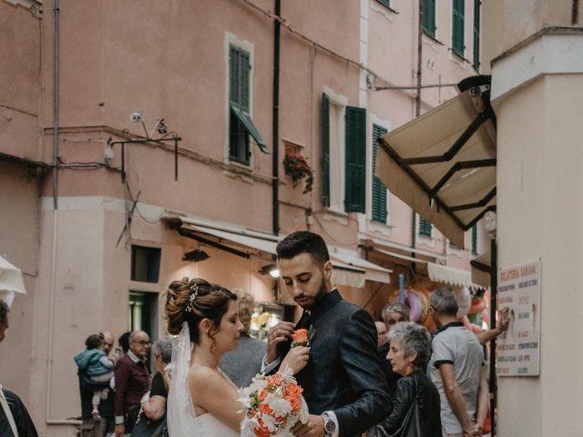 Il matrimonio di Daniel e Martina a Alassio, Savona 20