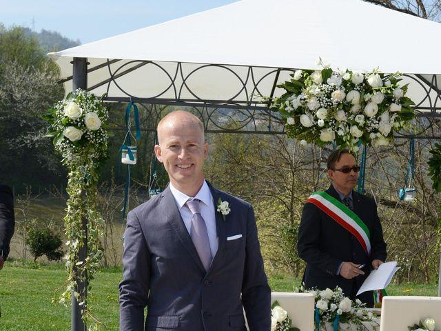 Il matrimonio di Flordeliz e Maurizio a Cereseto, Alessandria 7