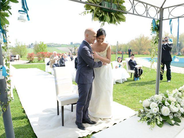 Il matrimonio di Flordeliz e Maurizio a Cereseto, Alessandria 2