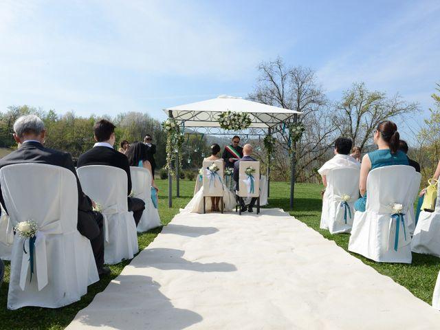 Il matrimonio di Flordeliz e Maurizio a Cereseto, Alessandria 8
