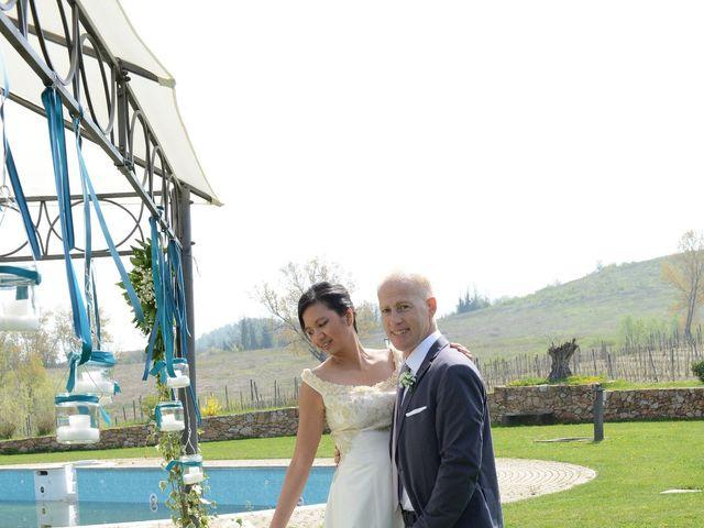 Il matrimonio di Flordeliz e Maurizio a Cereseto, Alessandria 11