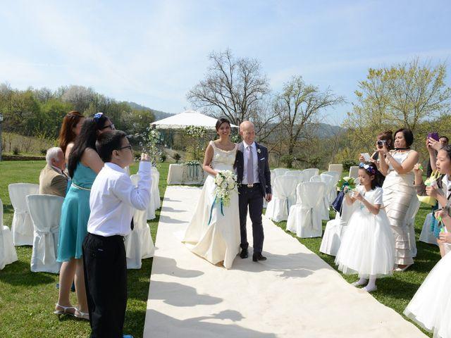 Il matrimonio di Flordeliz e Maurizio a Cereseto, Alessandria 12