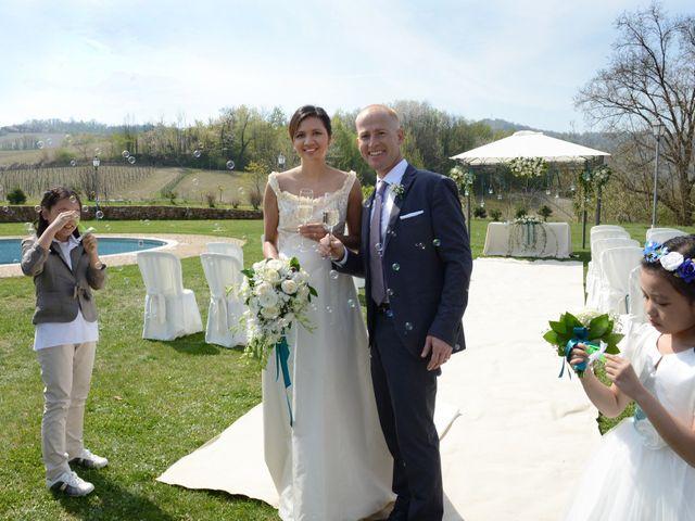 Il matrimonio di Flordeliz e Maurizio a Cereseto, Alessandria 13