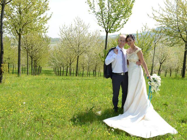 Il matrimonio di Flordeliz e Maurizio a Cereseto, Alessandria 18