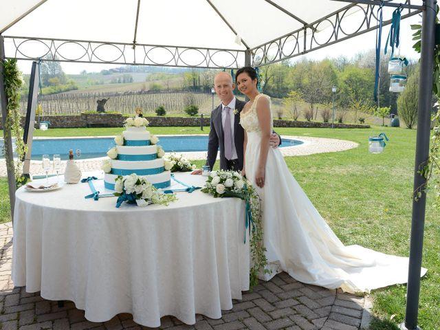 Il matrimonio di Flordeliz e Maurizio a Cereseto, Alessandria 20
