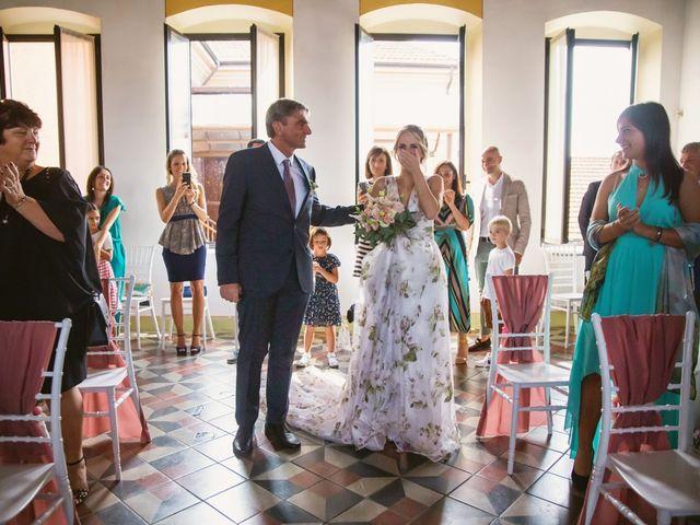 Il matrimonio di Federico e Francesca a Gambara, Brescia 20