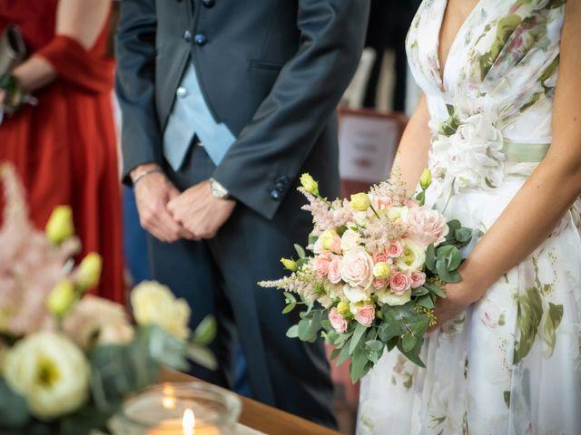 Il matrimonio di Federico e Francesca a Gambara, Brescia 22