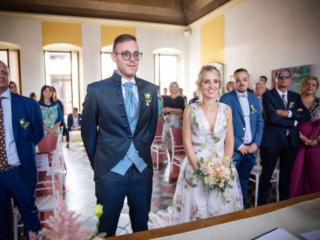 Il matrimonio di Federico e Francesca a Gambara, Brescia 25