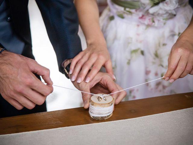 Il matrimonio di Federico e Francesca a Gambara, Brescia 27