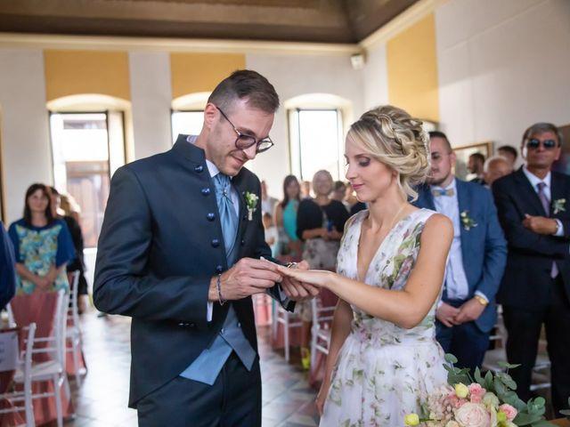 Il matrimonio di Federico e Francesca a Gambara, Brescia 28