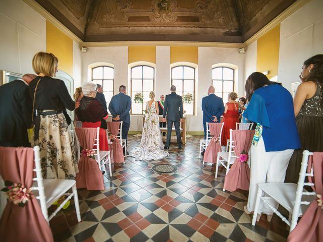 Il matrimonio di Federico e Francesca a Gambara, Brescia 29