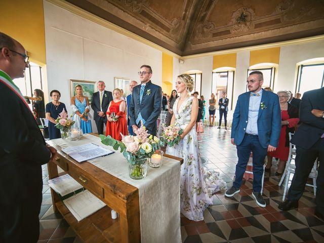 Il matrimonio di Federico e Francesca a Gambara, Brescia 30