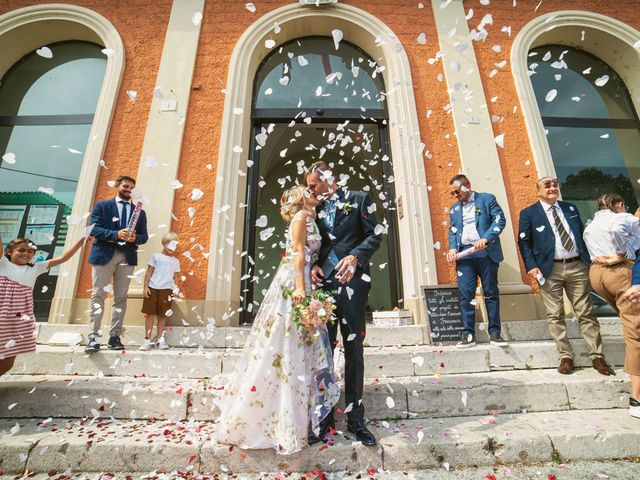 Il matrimonio di Federico e Francesca a Gambara, Brescia 34