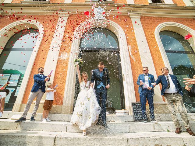 Il matrimonio di Federico e Francesca a Gambara, Brescia 33