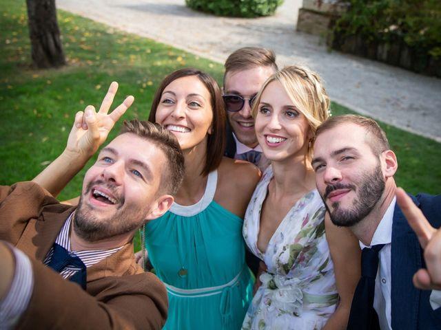 Il matrimonio di Federico e Francesca a Gambara, Brescia 35