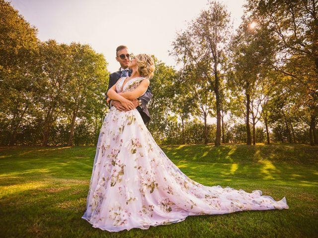 Il matrimonio di Federico e Francesca a Gambara, Brescia 36