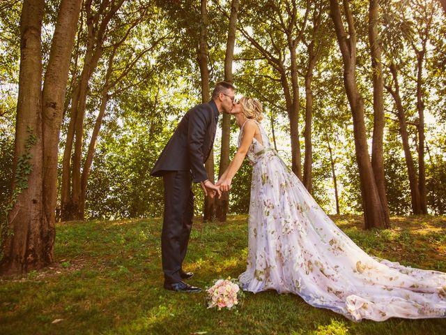 Il matrimonio di Federico e Francesca a Gambara, Brescia 37