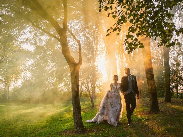 Il matrimonio di Federico e Francesca a Gambara, Brescia 43