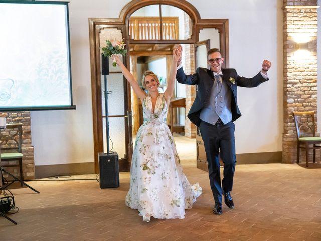 Il matrimonio di Federico e Francesca a Gambara, Brescia 45