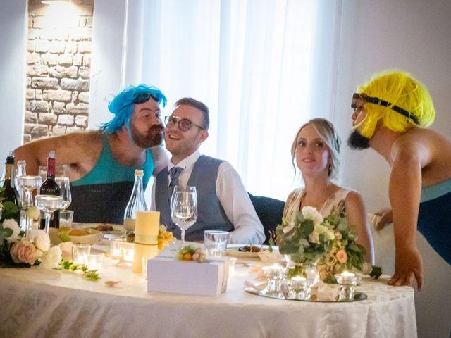 Il matrimonio di Federico e Francesca a Gambara, Brescia 50
