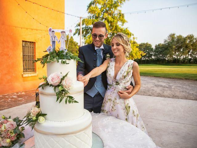 Il matrimonio di Federico e Francesca a Gambara, Brescia 53
