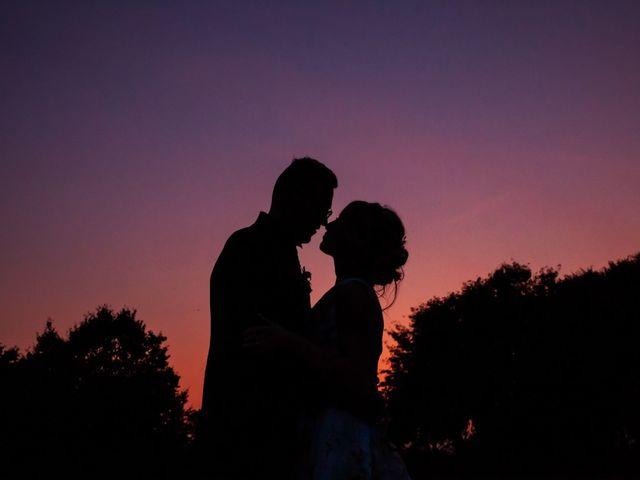Il matrimonio di Federico e Francesca a Gambara, Brescia 62