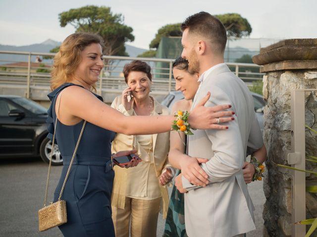 Il matrimonio di Valentina e Marco a Massa, Massa Carrara 9