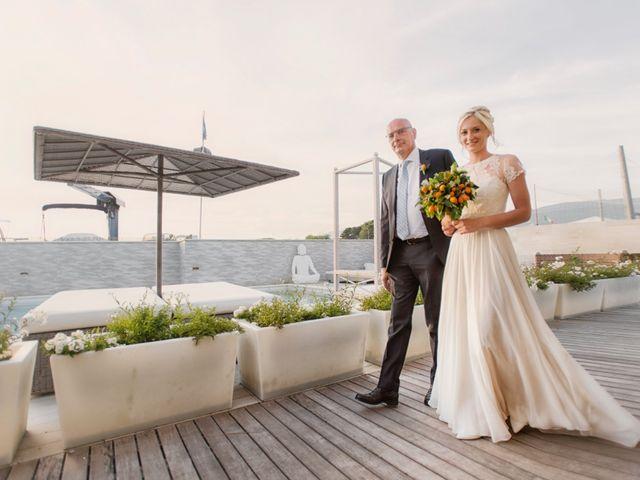 Il matrimonio di Valentina e Marco a Massa, Massa Carrara 11