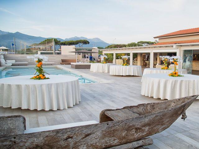 Il matrimonio di Valentina e Marco a Massa, Massa Carrara 33