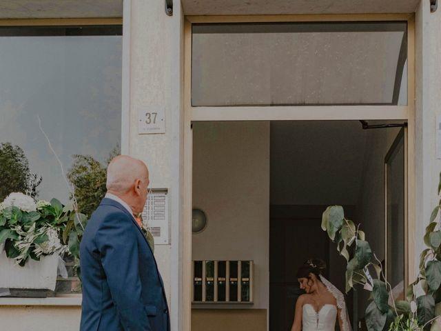 Il matrimonio di Daniel e Martina a Alassio, Savona 13