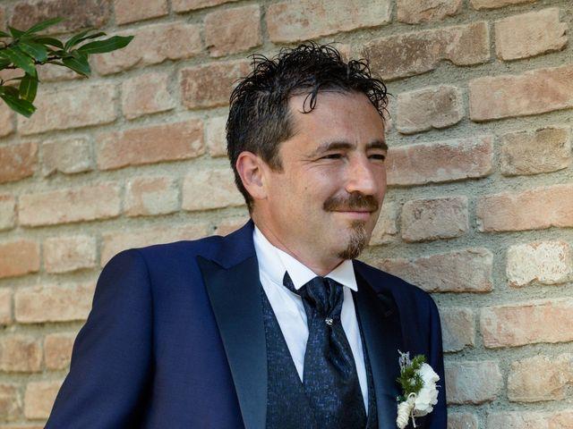 Il matrimonio di Andrea e Elena a Piacenza, Piacenza 24
