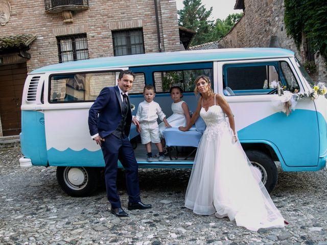 Il matrimonio di Andrea e Elena a Piacenza, Piacenza 57
