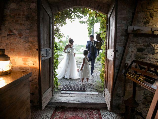 Il matrimonio di Andrea e Elena a Piacenza, Piacenza 66