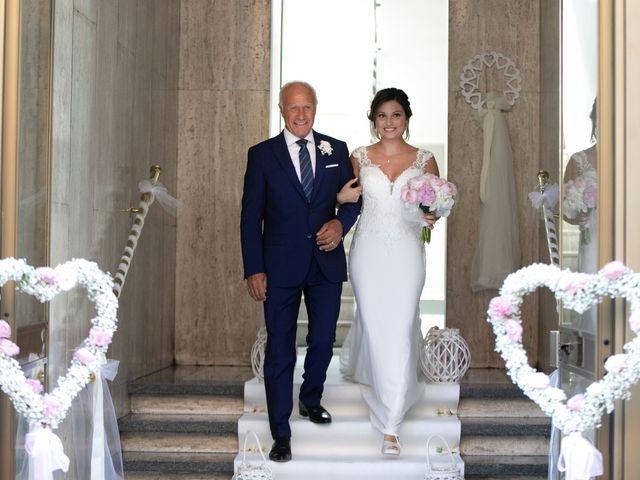 Il matrimonio di Manuele e Ylenia a Sesto San Giovanni, Milano 15