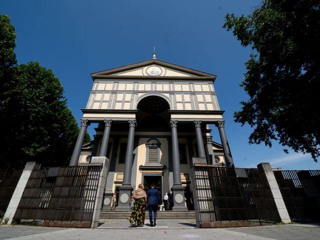 Il matrimonio di Manuele e Ylenia a Sesto San Giovanni, Milano 16