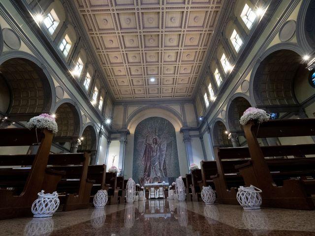 Il matrimonio di Manuele e Ylenia a Sesto San Giovanni, Milano 17
