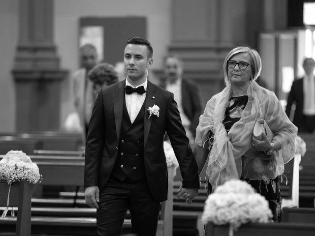 Il matrimonio di Manuele e Ylenia a Sesto San Giovanni, Milano 18