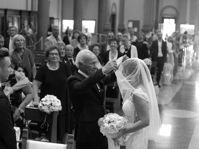 Il matrimonio di Manuele e Ylenia a Sesto San Giovanni, Milano 25