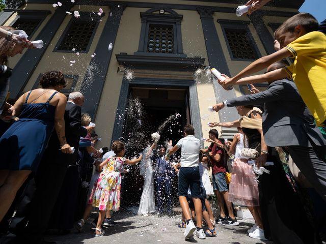 Il matrimonio di Manuele e Ylenia a Sesto San Giovanni, Milano 30