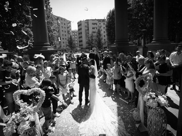 Il matrimonio di Manuele e Ylenia a Sesto San Giovanni, Milano 31