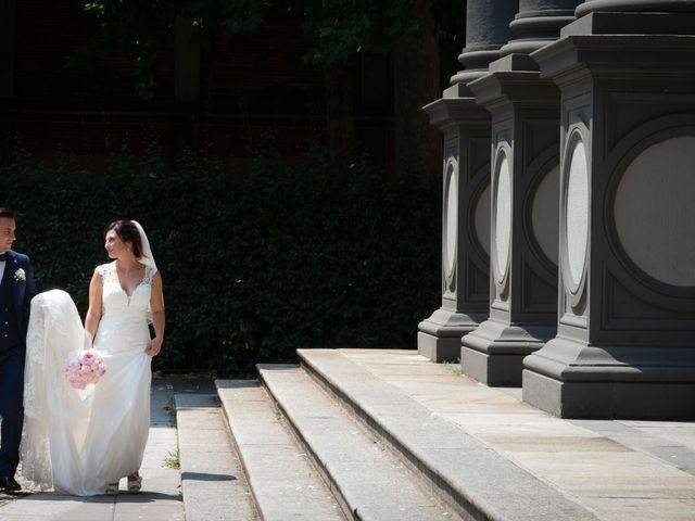Il matrimonio di Manuele e Ylenia a Sesto San Giovanni, Milano 35