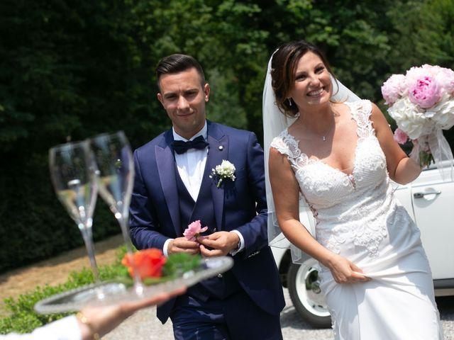 Il matrimonio di Manuele e Ylenia a Sesto San Giovanni, Milano 38