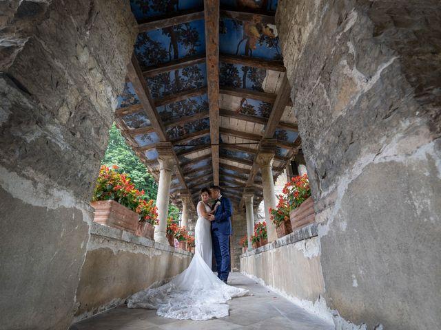 Il matrimonio di Manuele e Ylenia a Sesto San Giovanni, Milano 44