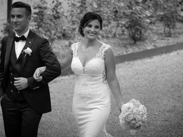 Il matrimonio di Manuele e Ylenia a Sesto San Giovanni, Milano 45