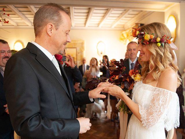 Il matrimonio di Laura e Luca a Canale Monterano, Roma 9