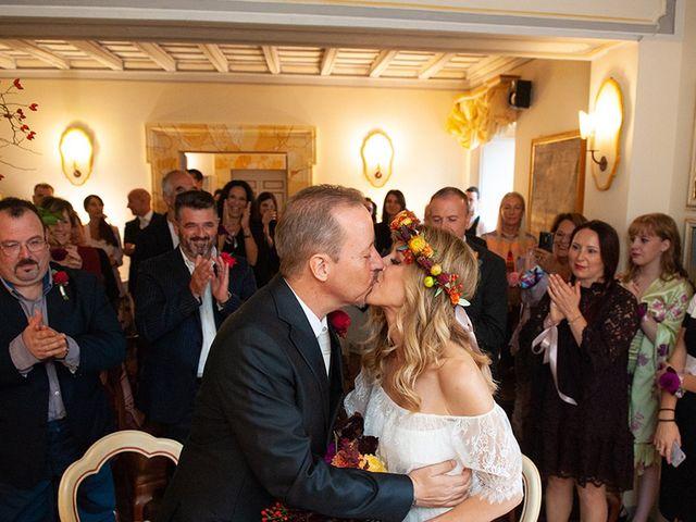 Il matrimonio di Laura e Luca a Canale Monterano, Roma 10