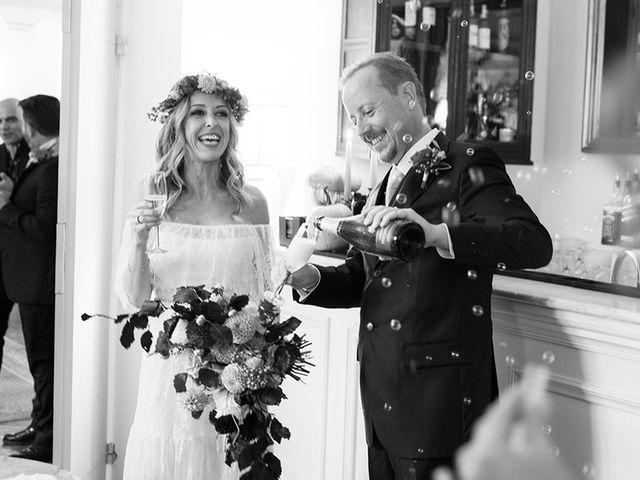 Il matrimonio di Laura e Luca a Canale Monterano, Roma 18